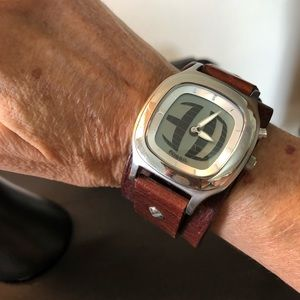 Fossil watch with Second countdown